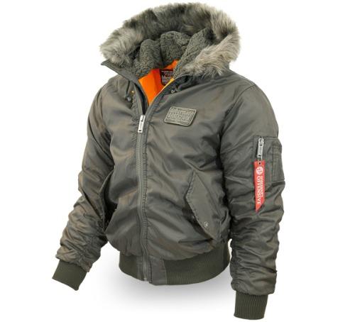DOBERMANS AGGRESSIVE Куртка DOBERMANS OFFENSIVE Khaki KU32K